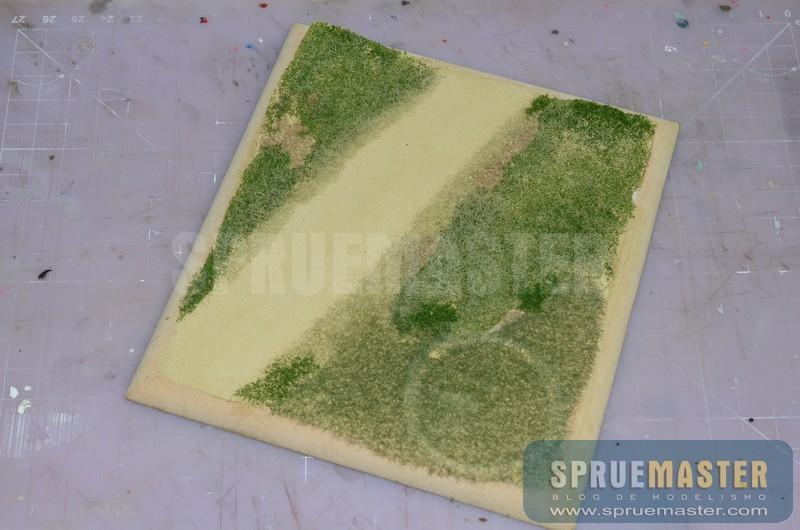 Tamiya Diorama Texture Paint Soil Effect Dark Earth Removal