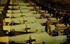 bf_109es_on_the_production_line