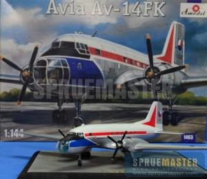 Avia 14FG   020