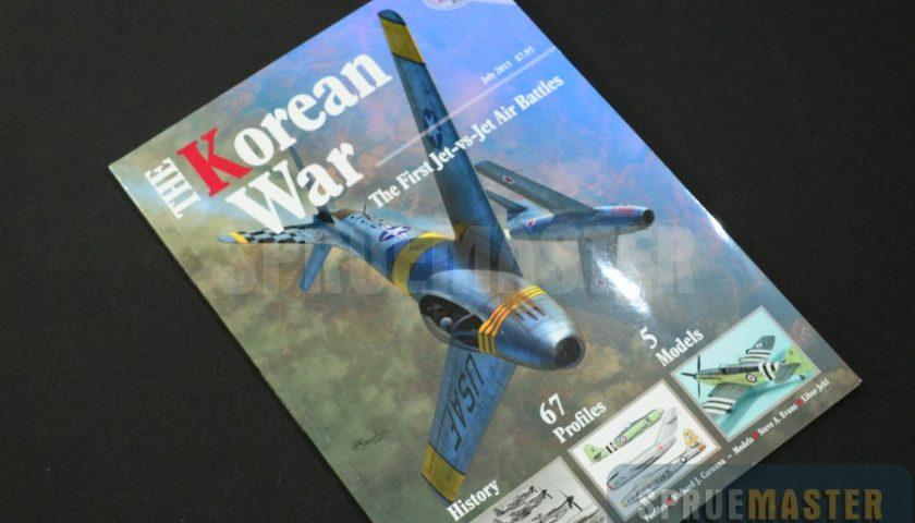 The Korean War – Valiant Wings Publishing Airframe Extra nº 2