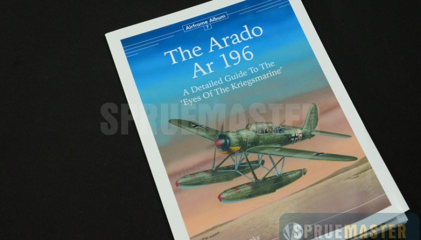 The Arado Ar-196  – Valiant Wings Publishing