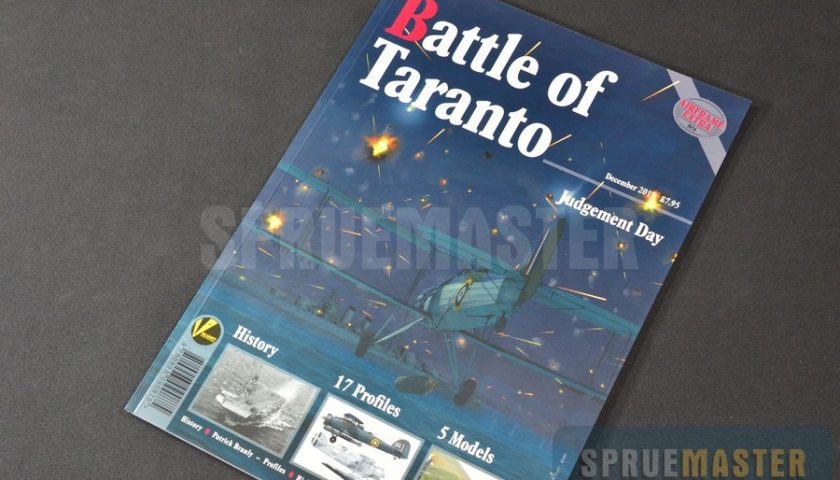 Battle of Taranto – Valiant Wings Publishing