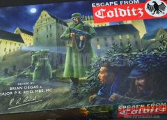 OSPREY GAMES – ESCAPE FROM COLDITZ