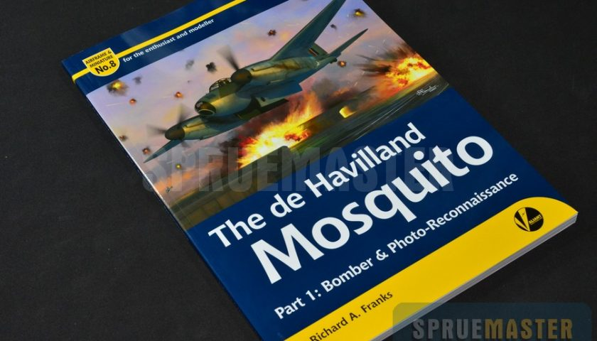 The de Havilland Mosquito Part I- Valiant Wings Publishing