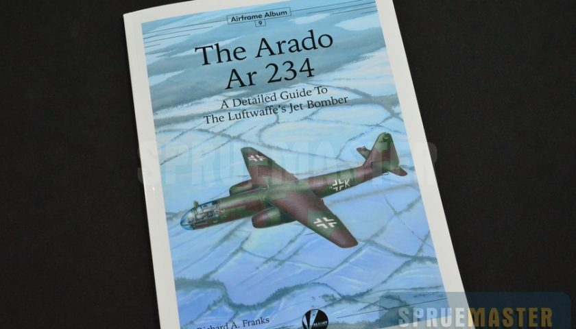 The Arado Ar 234 – Valiant Wings Publishing