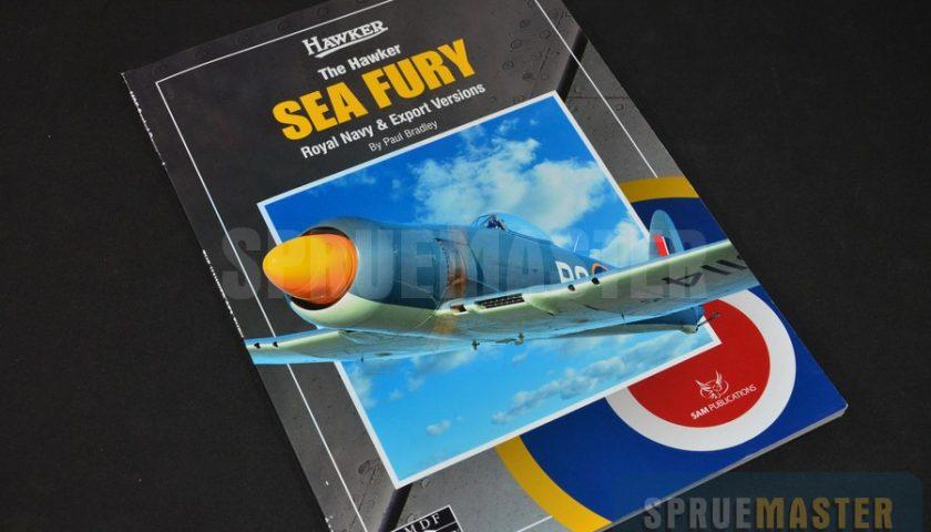 The Hawker Sea Fury – SAM Publications #4