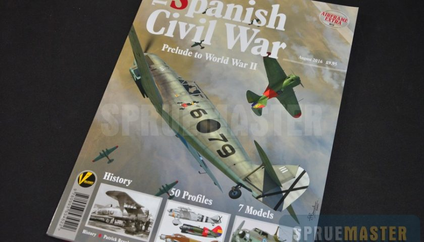 The Spanish Civil War – Airframe Extra #5 Valiant Wings Publishing