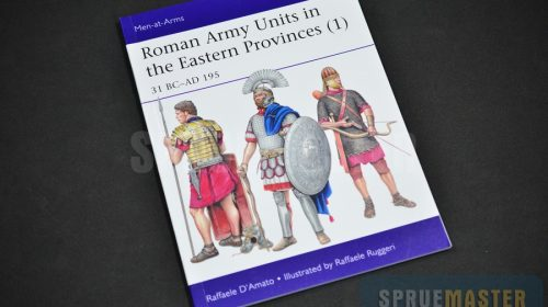 Roman Army Units in the Eastern Provinces – OSPREY PUBLISHING