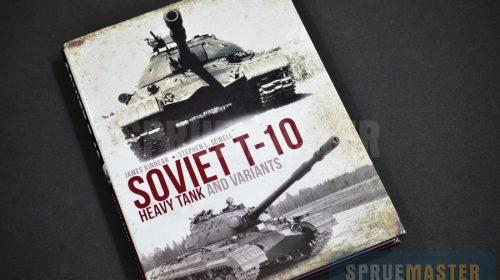 Soviet T-10 Heavy Tank and Variants – Osprey Publishing