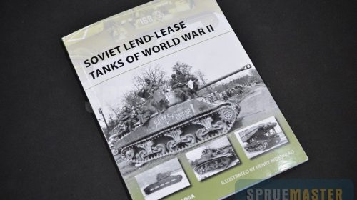 Soviet Lend-lease tanks of the World War II