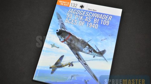 Jagdgeschwader 53 'Pik-As' Bf 109 Aces of 1940 – Osprey Publishing