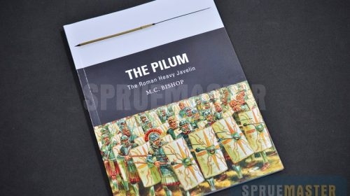THE PILUM – The Roman Heavy Javelin – OSPREY PUBLISHING