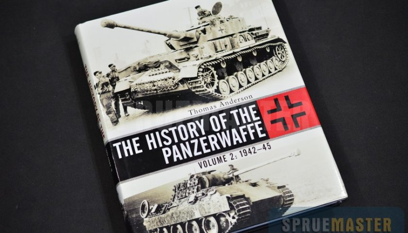 The History of the Panzerwaffe Vol. 2 1942-45 – OSPREY PUBLISHING