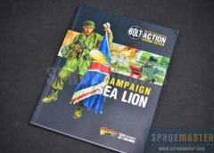 BOLT ACTION! Campaign SEA LION – Osprey Publishing