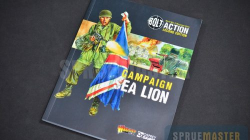 BOLT ACTION! Campaign SEA LION – Osprey Publishing