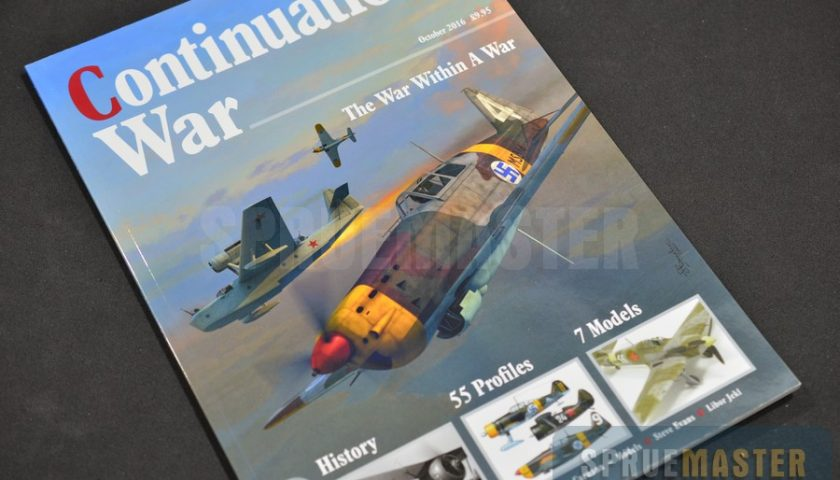 Continuation War – Airframe Extra #6 –  Valiant Wings Publishing