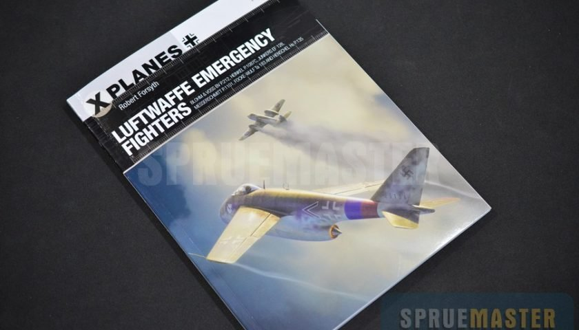 LUFTWAFFE EMERGENCY FIGHTERS – X Planes #4