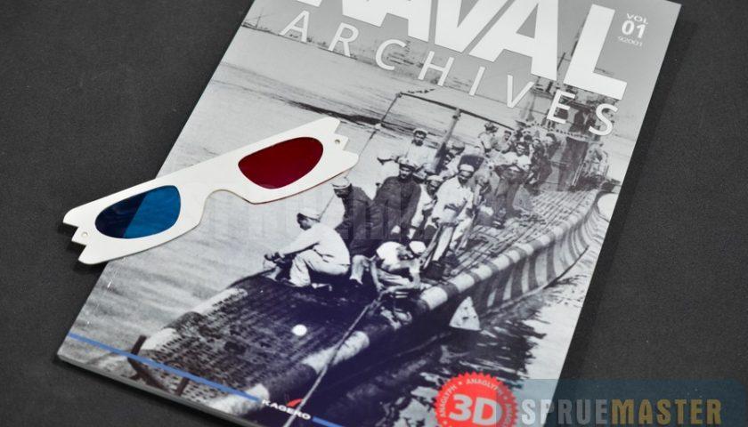 NAVAL ARCHIVES Vol I #92001 – KAGERO Publishing