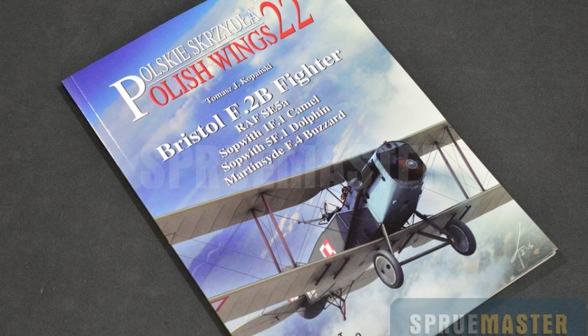 Bristol F.2B Fighter- MMP Books
