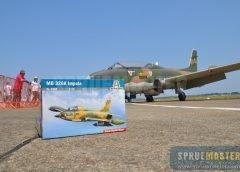 Artigo do Leitor:  A camuflagem do AT-26 Xavante
