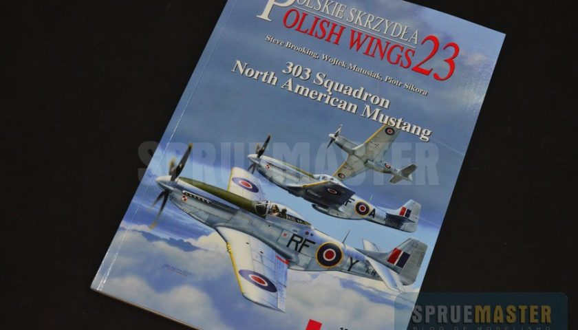 Polish Wings #23 303 Squadron North American Mustang- MMP Books