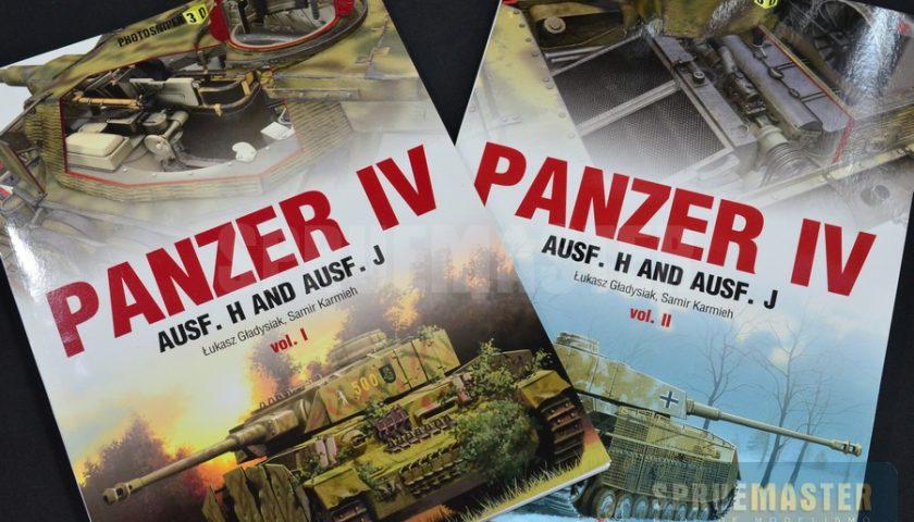 Panzer IV Vol.I e Vol. II Photosniper 3D- Kagero