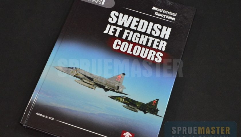 Swedish Jet Fighter Colours – MMP Books
