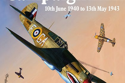 Airframe Extra No 9-North Africa Campaign is coming!