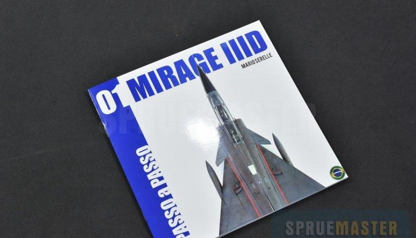 MIRAGE IIID – Passo a passo V. 1 – MS Publicações