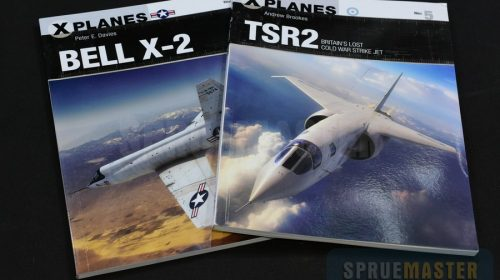 X Planes – Bell X-2 – TSR2 – Osprey Publishing