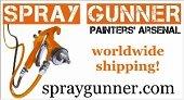 Spray Gunner