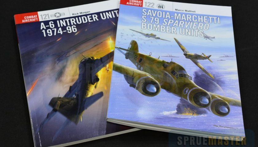 Combat Aircraft #121 e #122 – Osprey Publishing