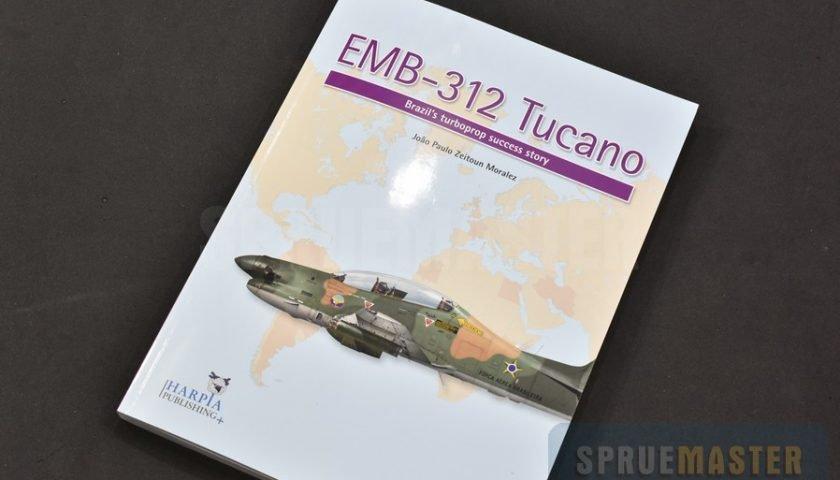 Lançamento: EMB-312 Tucano – Harpia Publishing