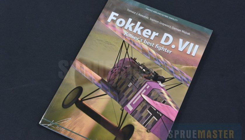 FOKKER D VII Kaiser´s Best Fighter – Kagero Publishing