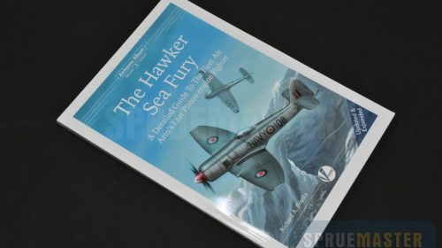 The Hawker Sea Fury – Second Edition – Valiant Wings Publishing