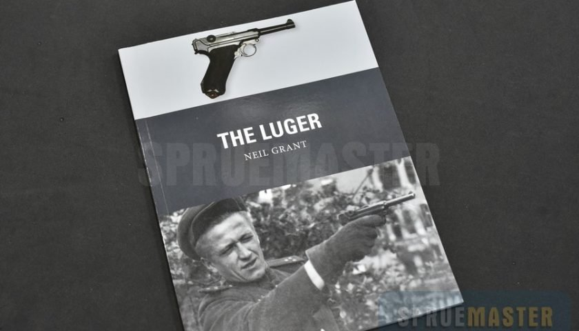 The Luger – Weapon #64 –  Osprey Publishing