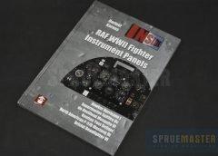 RAF WIII Fighters Instrument Panels – MMP Books