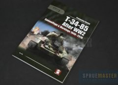 T-34-85 After WW2 – Camouflage and Markings 1946-2016- MMP Books