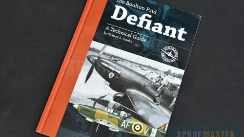 The Boulton Paul Defiant – Airframe Detail #5 – Valiant Wings Publishing