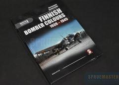 Finnish Bomber Colours – 1939-1945 – MMP Books- Rainbow #9141