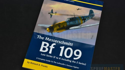 The Messerschimitt Bf-109 Late Series (F to K and Z)- Valiant Wings Publishing