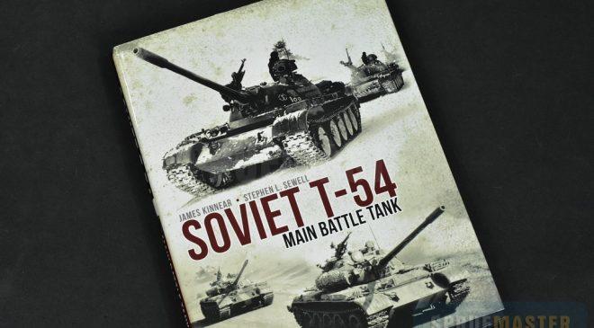 Soviet T-54 Main Battle Tank – Osprey Publishing