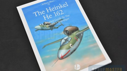 The Heinkel He 162 – Airframe Album 13 – Valiant Wings Publishing