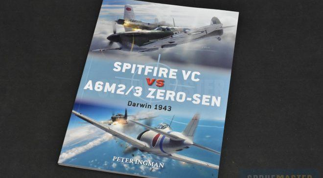Spitfire Vc vs A6m2/3 Zero-Sen – DUEL #93 Osprey Publishing
