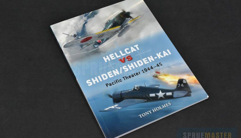 Hellcat vs Shiden-KAI  – OSPREY DUEL- Osprey Publishing
