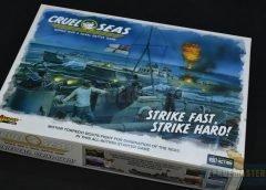 Cruel Seas – Jogo de batalha com plastimodelismo!