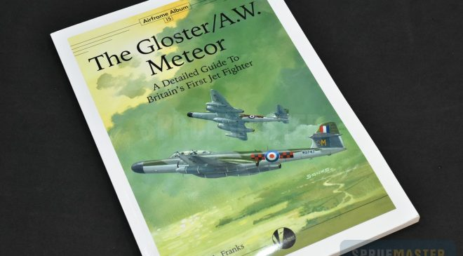 The Gloster/A.W. Meteor –  Airframe Album #15 -Valiant Wings Publishing