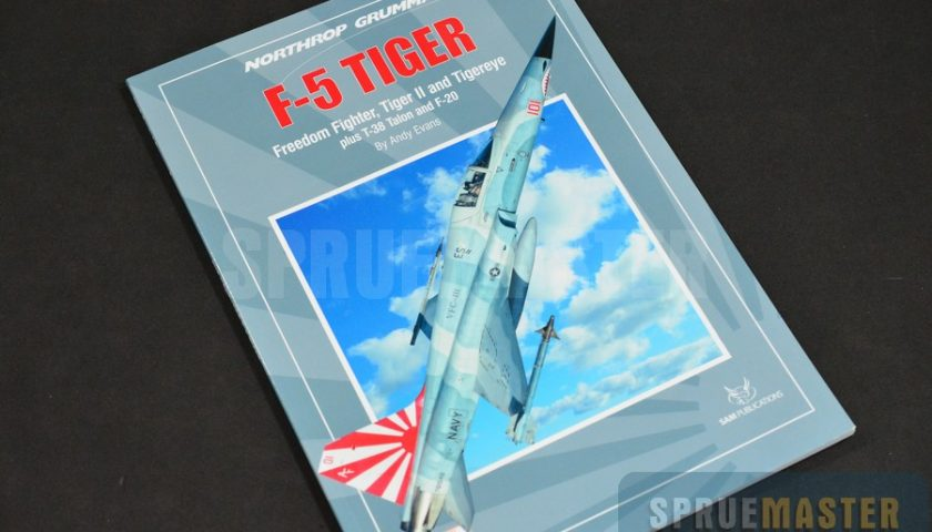 Northrop Grumman F-5 TIGER – SAM Publications
